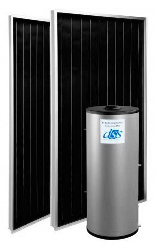 Ongekend Berger Installatietechniek | Zonneboilers | De duurzame oplossing ZO-16